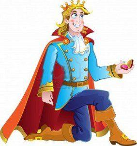 15340125-prince-charmant-princesse-demander-en-mariage