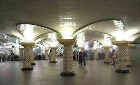 Draguer dans le métro correspondance