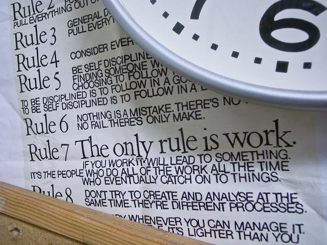 Mes 10 Regles