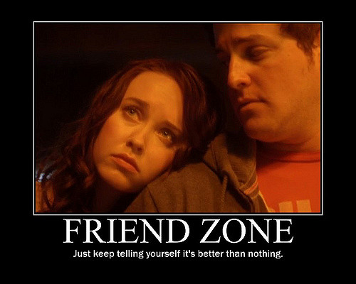 sortir de la friend zone