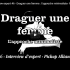 Interview Chrys Drague minimaliste