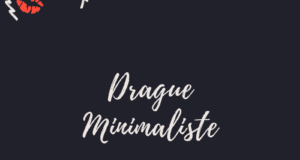 Couverture formaiton drague minimaliste